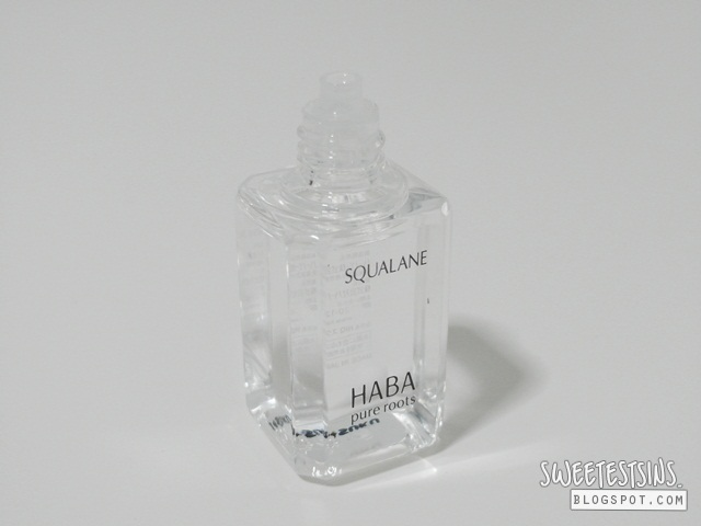 haba squalane review