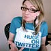I'm huge on Twitter by Julia Roy