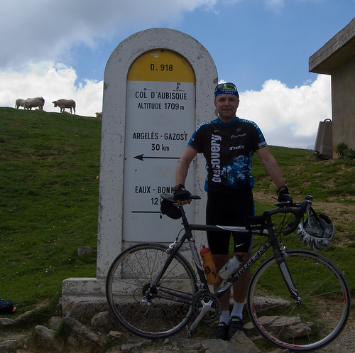 Top of Aubisque