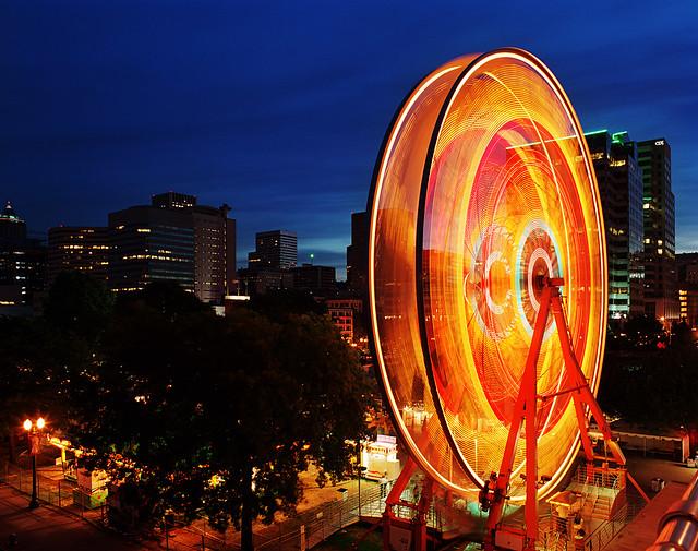Ferris' Wheel