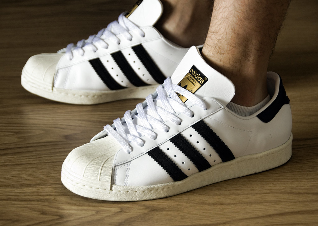 adidas Consortium World Tour x Kasina Superstar 80s (off white