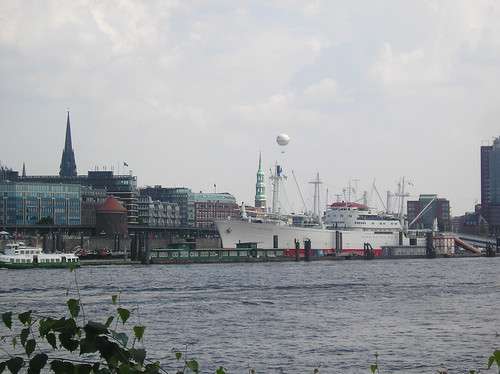 Hamburg Skyline V