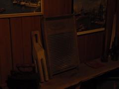 Graanelevator 19 - wasbord