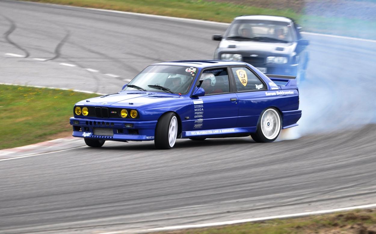 bmw m3 e30 turbo drift « heritage malta