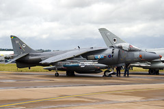 ZG858 - Royal Air Force - British Aerospace Harrier GR7 - 090719 - Fairford - RIAT 2009 - Steven Gray - IMG_7635