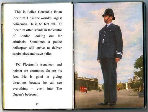 3769303401 256140e632 Funny Ladybird Books police 5