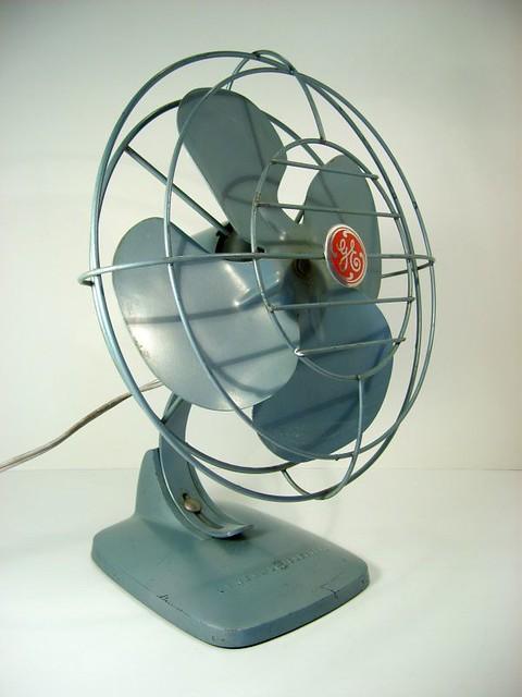 Vintage General Electric Fan 31