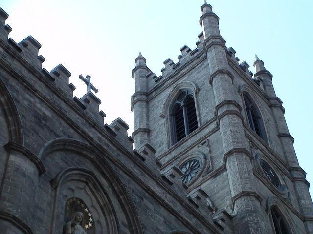 Basilique Notre-Dame de Montréal (Montreal 2009)
