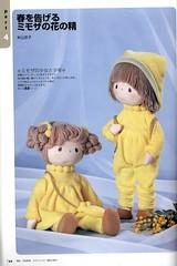 Ursos e Bonecas - Revista Japonesa - 44