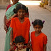 Grandma and Her Girls: Trichy, India