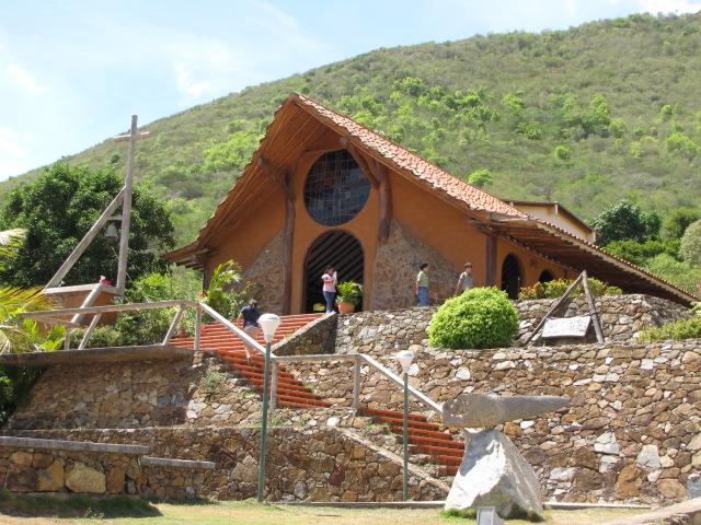 Iglesia de San Juan Bautista de Guarame
