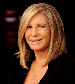 beautiful blonde hairstyles : Barbra Streisand Hairstyles Short Hairstyle 2013