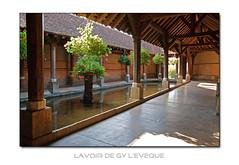 Lavoir in Gy L'Éveque (F)