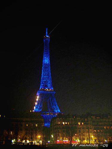 Tour Eiffel/Paris/France -