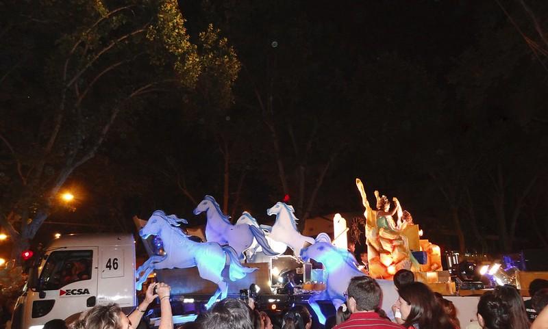 Mendoza Queens parade 5