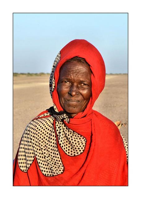 Issa Woman(Gibuti )