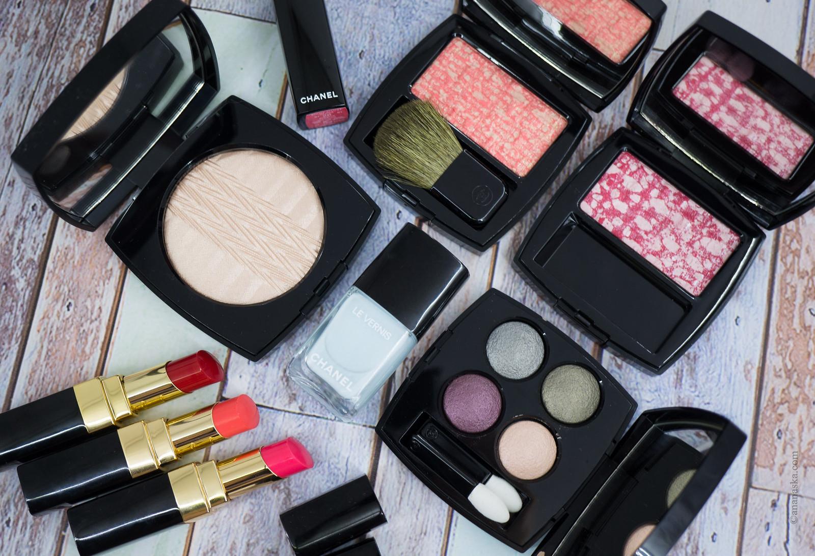 Chanel Energies et Puretes de Chanel 2017