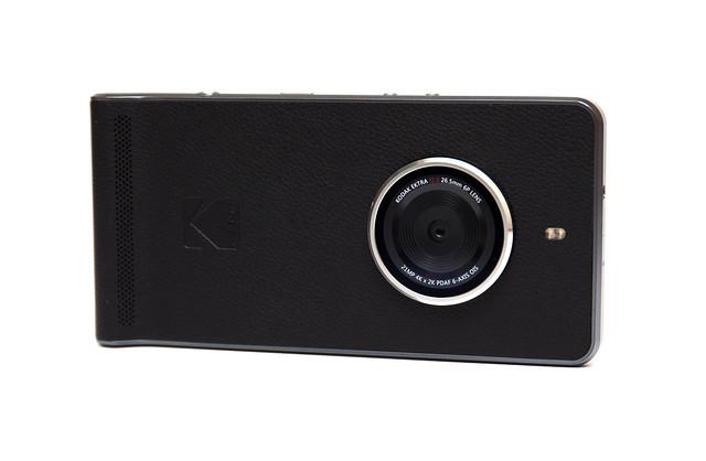 影像經典是否重生!懷舊復古味十足的柯達 Kodak Ektra 拍照手機! @3C 達人廖阿輝