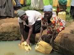Busambira, Uganda Original Water Source