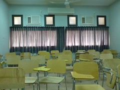 furniture, room, property, window covering, interior design, conference hall,