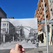 Then And Now: SW 3rd, North from Yamhill