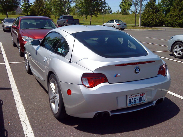 Image of BMW Z4 M Coupe (E86)