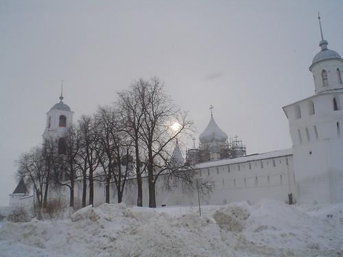 Mosteiro de Nikitsky, Rússia