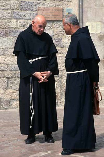Franciscan Monks Assisi Flickr Photo Sharing