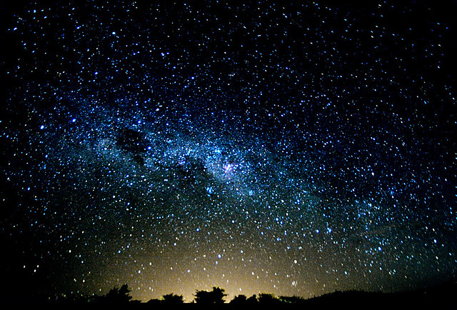 Milky Way / Via Láctea