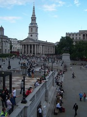 My time on the Fourth Plinth as part of Antony Gormleys art project.