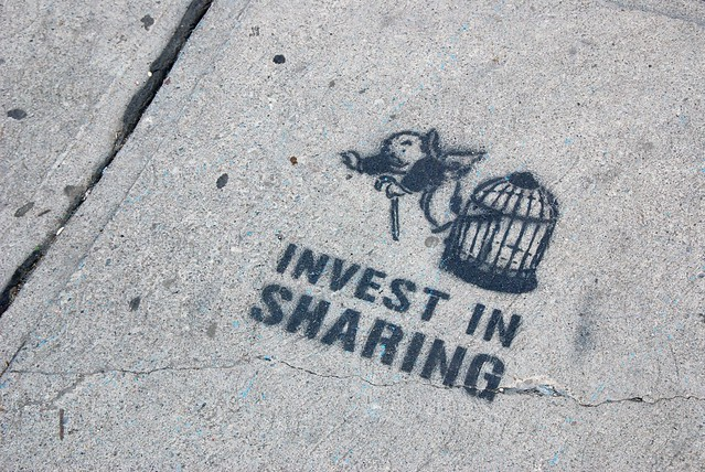 Invest in Sharing from Flickr via Wylio