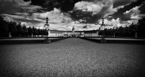 Karlsruhe from life of Louis-Ferdinand Céline