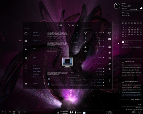 Enigma (Farewell Desktop) | I semi-lied  I thought that my W… | Flickr