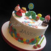 The Very Hungry Caterpillar!! by Bella Cupcakes (Vanessa Iti)
