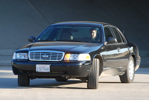 FORD CROWN VICTORIA POLICE INTERCEPTOR (CVPI)