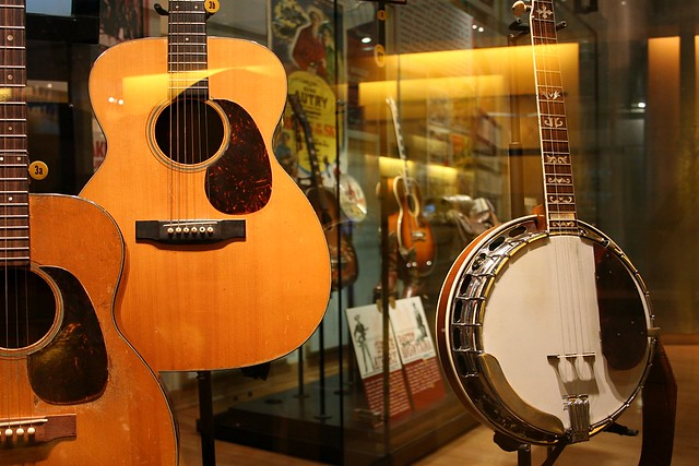 Museum of country music - Nashville