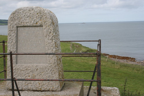 Site of the wreck of The Royal Charter