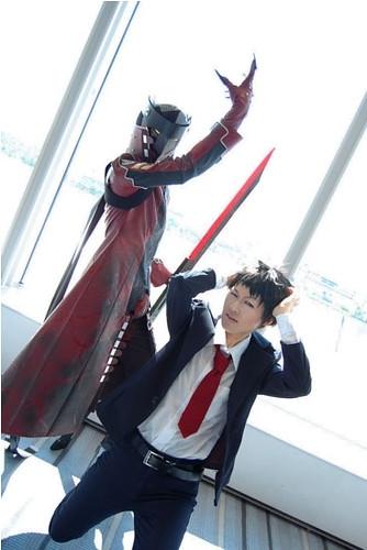 Izanagi And Izanami Persona 4 Persona 4 tono Magatsu...