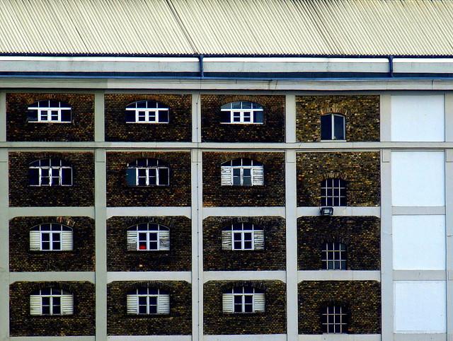 Arquitectura en Berlín, Alemania.