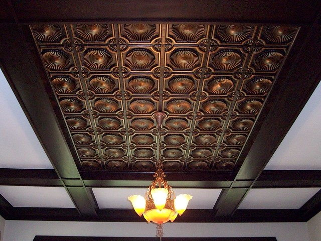 Fake Tin Ceiling Tiles