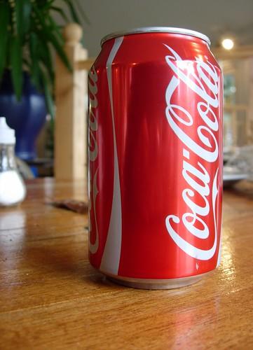 la marque coca cola