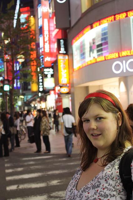 Shinjuku Sarah!