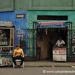 Keys and Repair at Surquillo Market - Lima, Peru