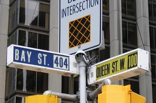 Centennial Street Sign 1