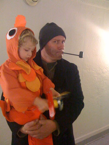 Yearning for the sea. Happy Halloween!