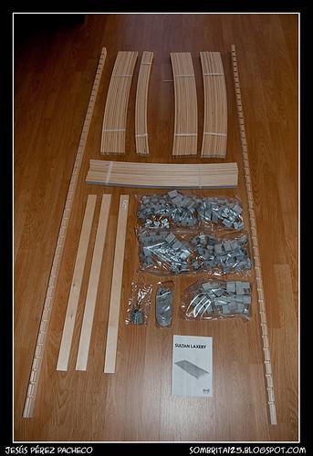 Montaje somier sultan laxeby de ikea fotonazos viajes - Ikea coste montaje ...