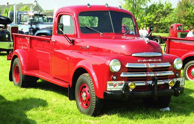 1948 Fargo Pickup Flickr Photo Sharing