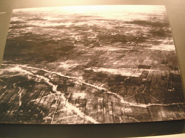 photograph of Fromelles after ww1