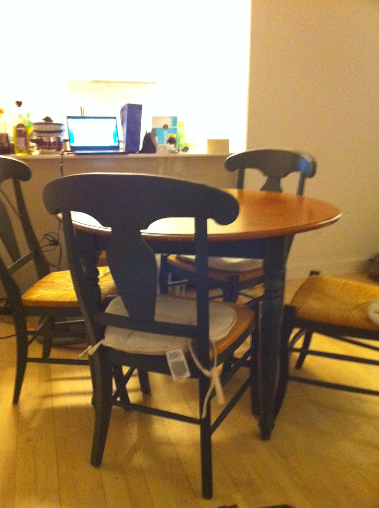 Ethan Allen Kitchen Table pic4   mhwang87   Flickr