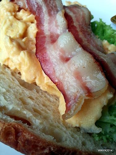 Piggy Bacon & Eggs